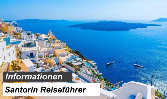 Bester Santorin Reiseführer Empfehlung & Informationen
