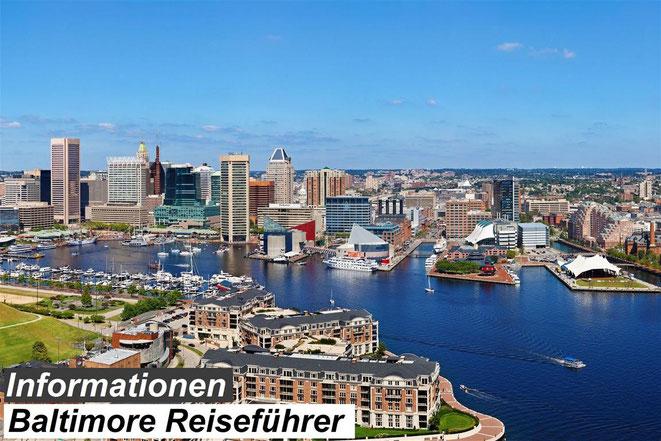 Bester Baltimore Reiseführer Empfehlung und Reiseinformationen