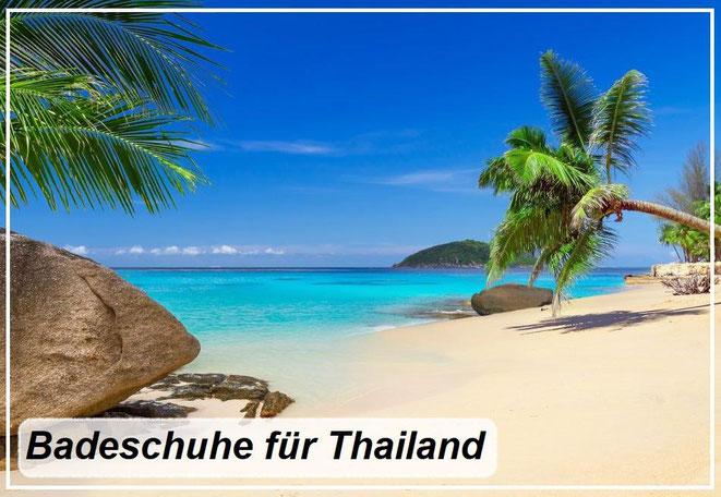 Die besten Badeschuhe für Thailand, Seeigel sichere Badeschuhe Test, zum Schwimmen im Meer Schwimmschuhe für Thailand