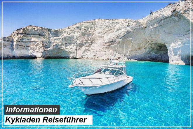 Bester Kykladen Reiseführer Empfehlung und Reise Informationen für die Kykladen