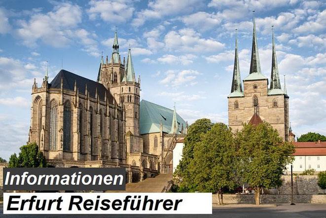 Bester Erfurt Reiseführer Empfehlung & informationen