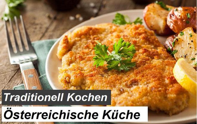 Österreich Kochbuch, österreichische Küche und Gerichte. Die besten österreichischen Kochbücher