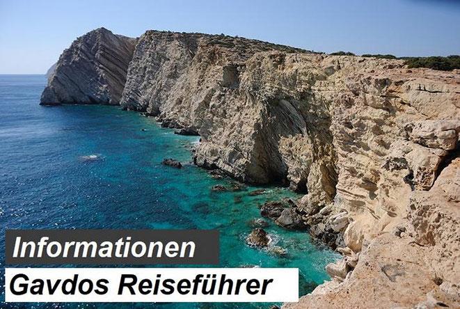 Bester Gavdos Reiseführer Empfehlung und Informationen