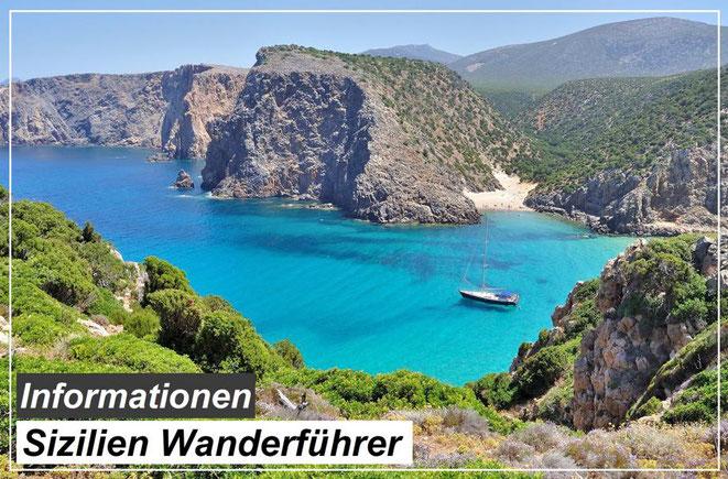 Bester Sizilien Wanderführer - Empfehlung für die besten Sizilien Wanderwege & die schönsten Touren
