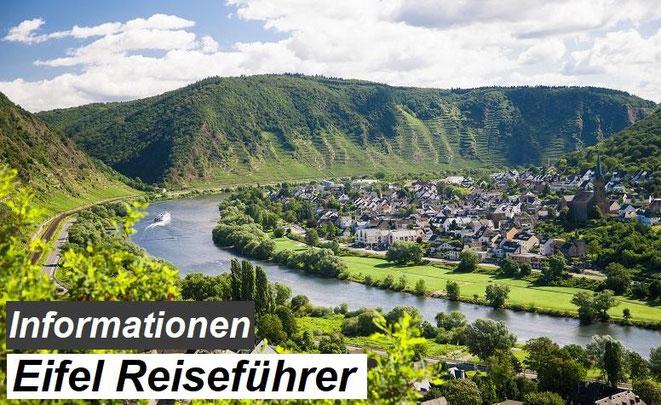Bester Eifel Reiseführer Empfehlung und Reiseinformationen