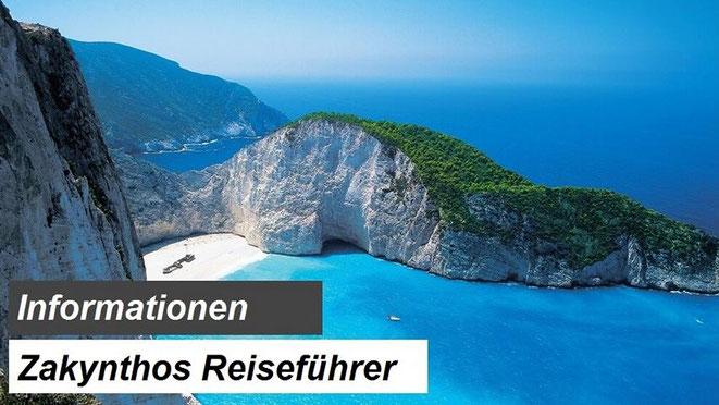 Bester Zakynthos Reiseführer Empfehlung & Informationen