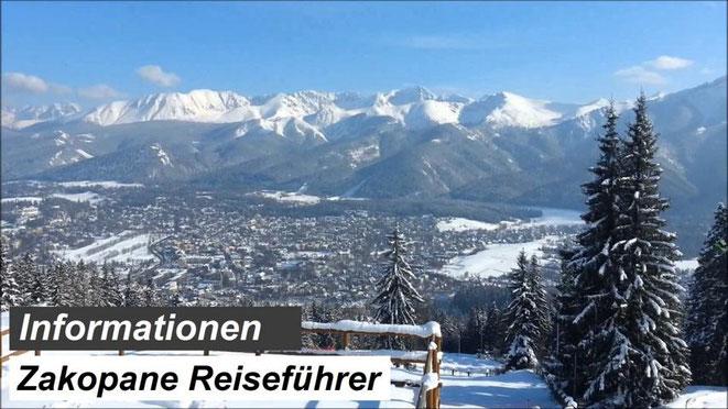 Bester Zakopane Reiseführer Empfehlung & Informationen