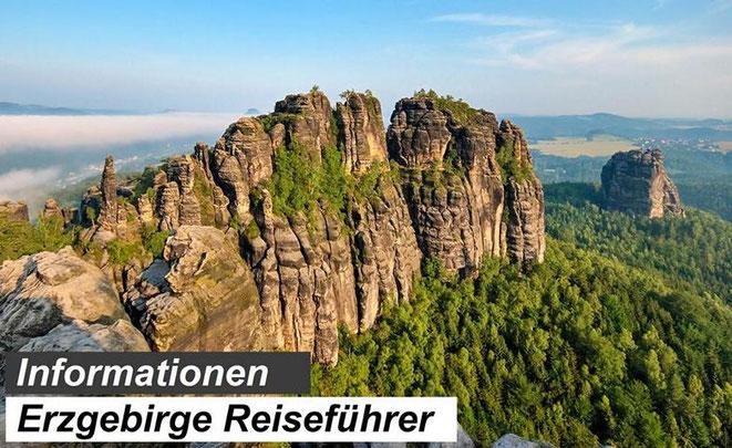 Bester Erzgebirge Reiseführer Empfehlung und Reiseinformationen
