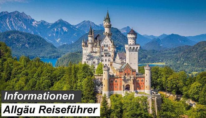 Bester Allgäu Reiseführer Empfehlung und Reiseinformationen