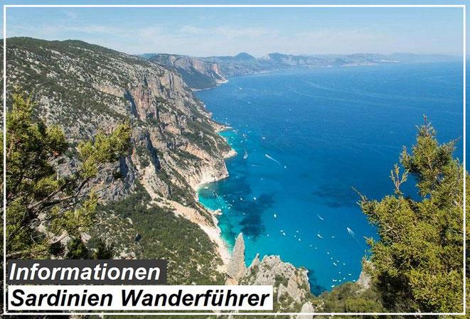 Bester Sardinien Wanderführer - Empfehlung für die besten Sardinien Wanderwege & die schönsten Touren