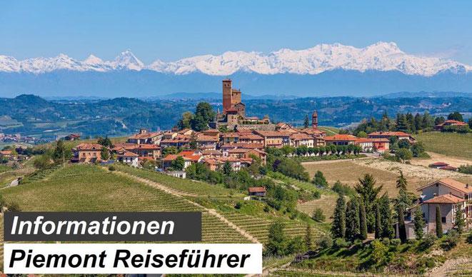 Bester Piemont Reiseführer Empfehlung und Informationen