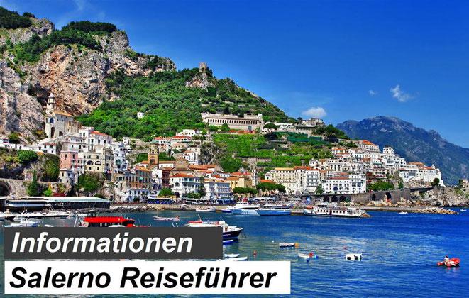 Bester Salerno Reiseführer Empfehlung und Reiseinformationen
