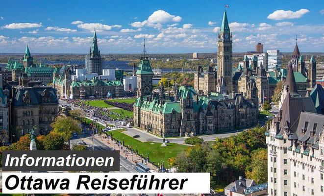 Bester Ottawa Reiseführer Empfehlung & Informationen