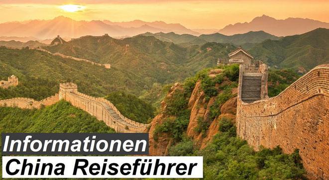 Bester China Reiseführer Empfehlung und Reiseinformationen