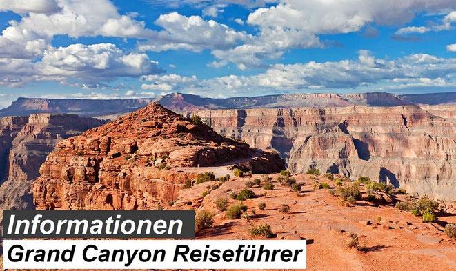 Bester Grand Canyon Reiseführer Empfehlung und Reiseinformationen