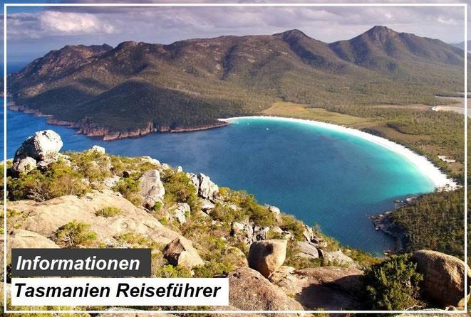 Bester Tasmanien Reiseführer Empfehlung und Informationen für Tasmanien