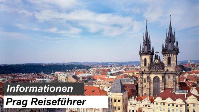 Prag Reiseführer Informationen