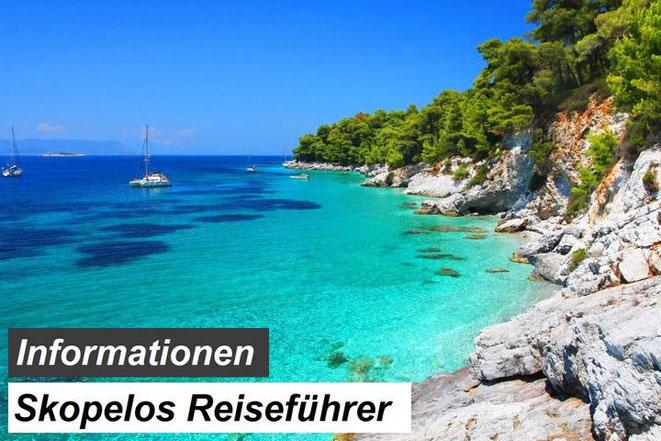 Bester Skopelos Reiseführer Empfehlung und Informationen