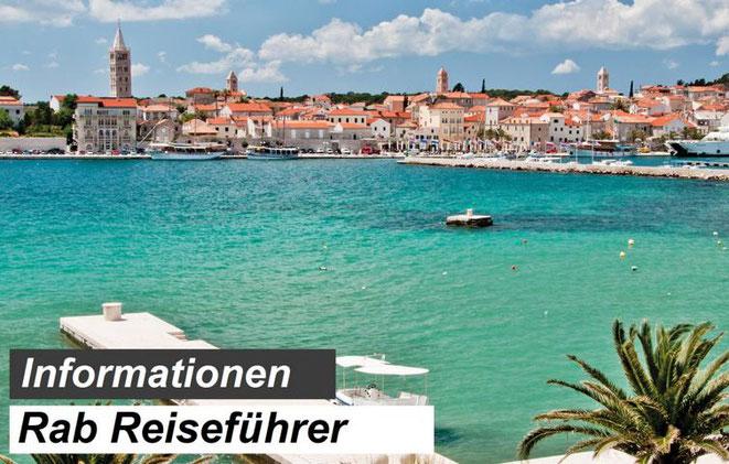 Bester Rab Reiseführer Empfehlung & Informationen