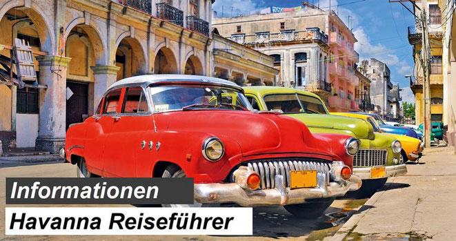 Bester Havanna Reiseführer Empfehlung & Informationen