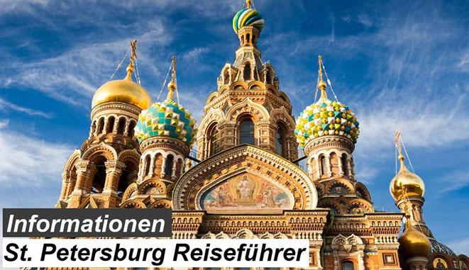 Bester Sankt Petersburg Reiseführer Empfehlung und Reiseinformationen