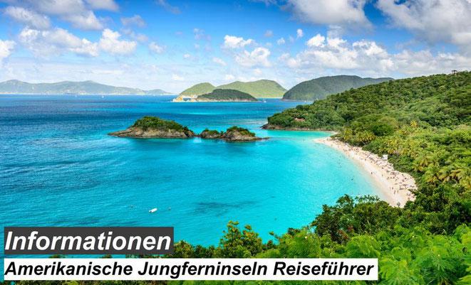 Bester amerikanische Jungferninseln Reiseführer Empfehlung und Reiseinformationen