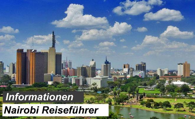 Bester Nairobi Reiseführer Empfehlung & Informationen