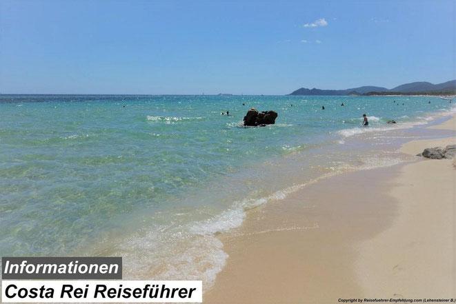 Bester Costa Rei Reiseführer Empfehlung und Reiseinformationen