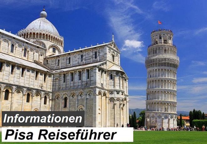 Bester Pisa Reiseführer Empfehlung und Reiseinformationen