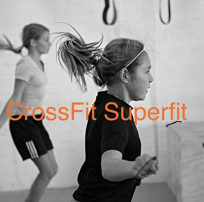 CrossFit Kids Superfit Waalwijk