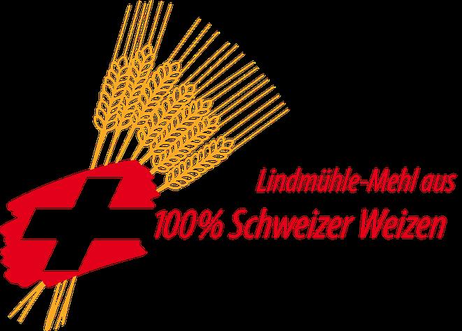 Logo 100% Schweizer Weizen