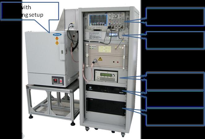 BsT-3 besteht aus zwei Leistungsverstärkern, die breites Frequenzspektrum bis auf 3 MHz decken