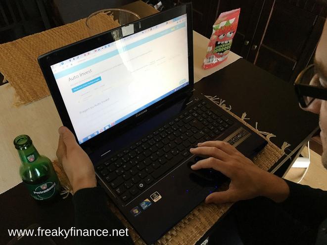 freaky finance, Interview, Leser, Erfahrung, Finanzcoaching, ETF-Sparplan, Mintos, P2P-Kredite