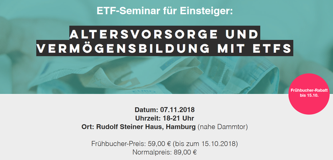 freaky finance, ETF-Seminar für Einsteiger in Hamburg