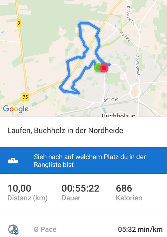 freaky running, laufen, runtastic, Training, Buchholz in der Norheide