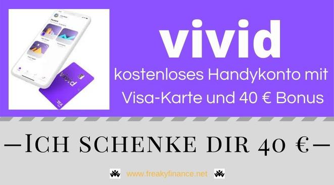 freaky finance, Vivid Karte, 40 € Bonus, Finanzbombe, Umfrage, Morgenroutine, Marktüberblick, Federal Realty Trust, REIT