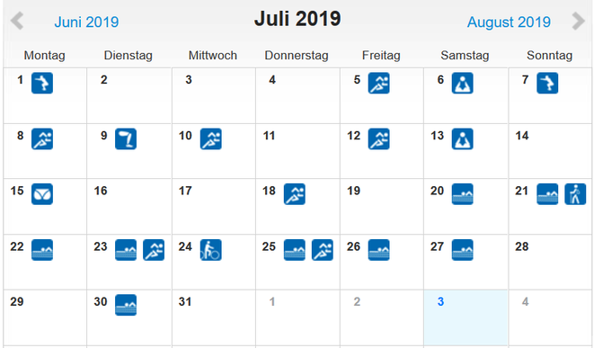 freaky routine, Sport, Fitness, Juni 2019, runtastic