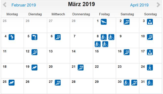 freaky routine, Sport, Fitness, März 2019, runtastic