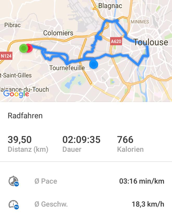 freaky running, Radfahren, runtastic, Training