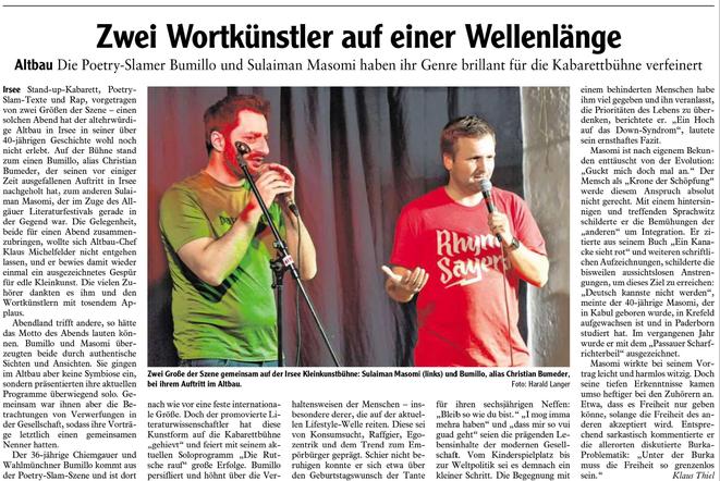 Kleinkunstverein Altbau e.V.