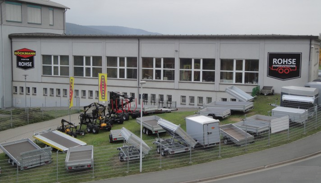 Unternehmenssitz Rohse & Lipfert GmbH