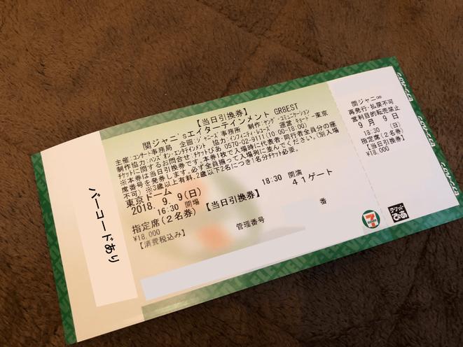 ジャニーズ一般枠チケットの入場方法は?電話で取ったチケットの入場方法を解説!