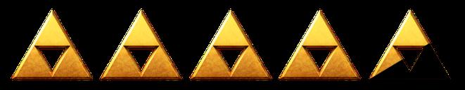 4,5 von 5 Triforces