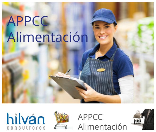 APPCC HACCP CONSULTORIA APPCC. ASESORIA ALIMENTARIA VALENCIA, CASTELLON, ALICANTE.