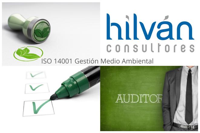 ISO 14001 CONSULTORES VALENCIA, CASTELLON, ALICANTE. AUDITORES VERSIÓN 2015 - 2018