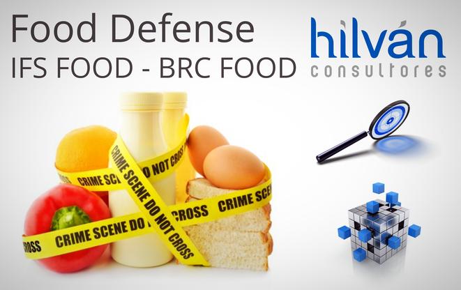 Simulacro food defense. Simulación de un ataque. Consultores IFS BRC FOOD Valencia, Castellón, Alicante.