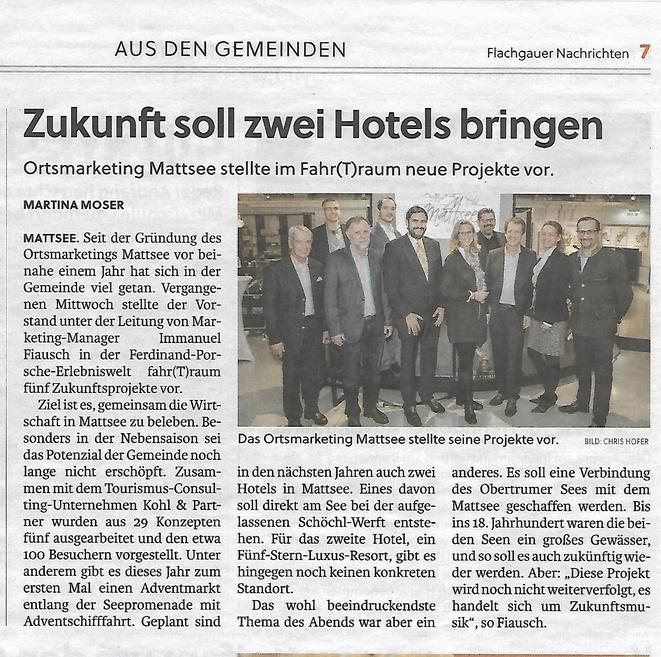 Flachgauer Nachrichten - 2016-11-11