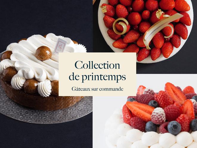 Chez Nicolas Bernardé la collection de nouvelles gourmandises sur commande