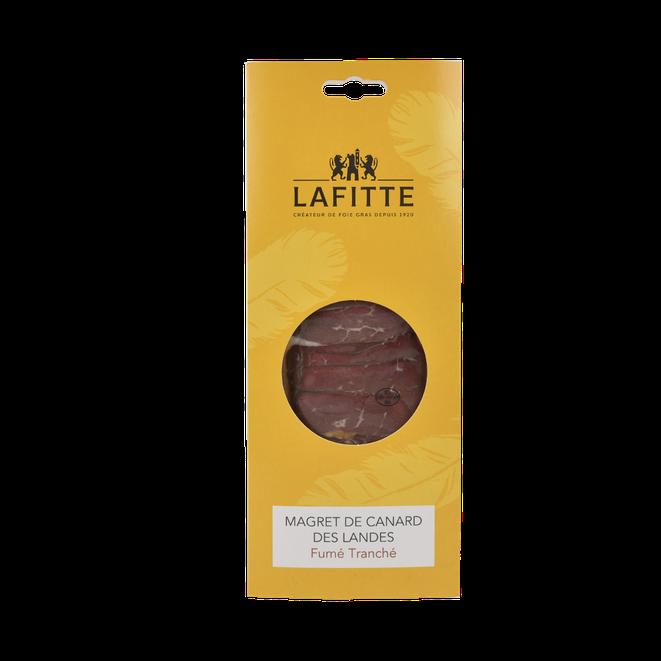TESTS PRODUITS : Magret de Canard des Landes Fumé Tranché de la Maison Lafitte