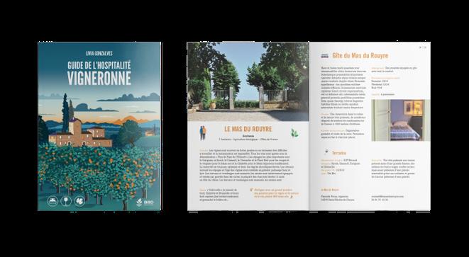 Guide de l'Hospitalité Vigneronne : Votre été dans les vignes françaises - en librairie le 10 juin 2020